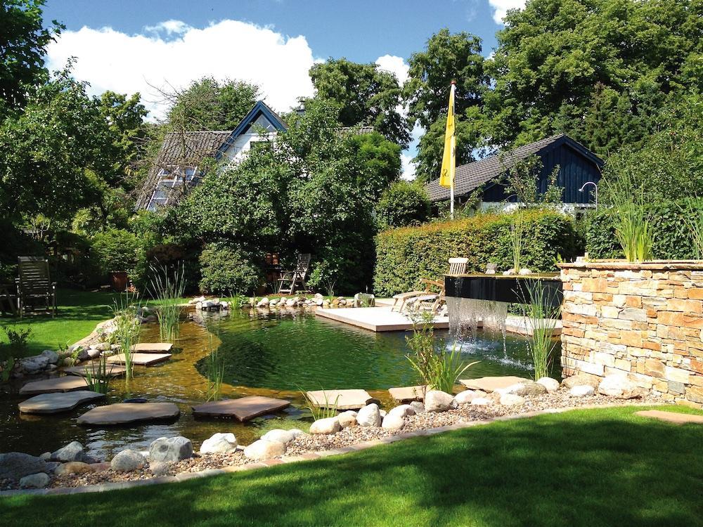 Kusserow Gartenbau | Portfolio | Wasser